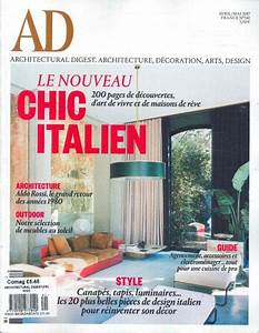 Ad Architectural Digest : architectural digest french magazine subscription ~ Frokenaadalensverden.com Haus und Dekorationen