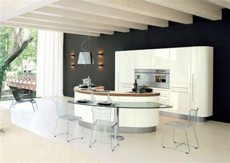 cuisine ultra moderne cuisine ilot central la des cuisines modernes