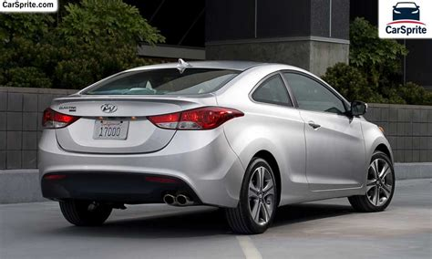 Hyundai Elantra Coupe 2017 Prices And Specifications In