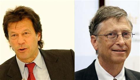 PM Imran Khan, Bill Gates 'chicken formula' for poverty ...