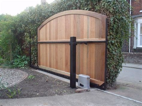 Our Automated Gates Can Be Provided As Single Or A Double