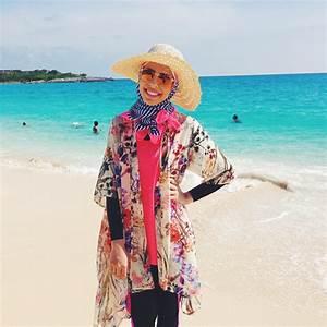 Beach Hijab Outfitsu201334 Modest Beach Dresses for Muslim Girls