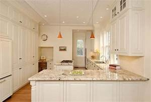 20 l shaped kitchen design ideas to inspire you With kitchen colors with white cabinets with marvel wall art 3d