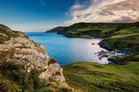 Torr Head Cliff Road - Glens of Antrim