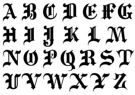 goth letters related keywords suggestions goth letters