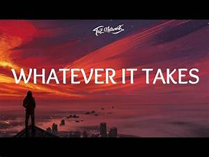 Imagine Dragons Whatever It Takes Lyrics Lyric Video ...