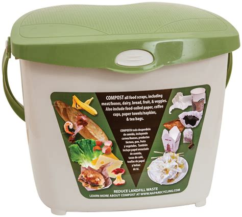 compost cuisine residential food composting program napa recycling