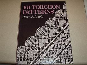 101 Torchon Patterns With Coloured Technical Diagrams