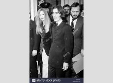 Beatles files 1969 George Harrison with wife Patti Boyd