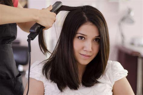 perbedaan smoothing  rebonding rambut   hair