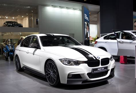 bmw m performance bmw confirms m performance parts for 3 and 5 series models