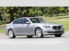 2013 BMW 7 Series Review photos CarAdvice