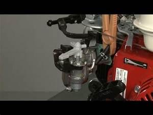 Small Engine Carburetor Replacement