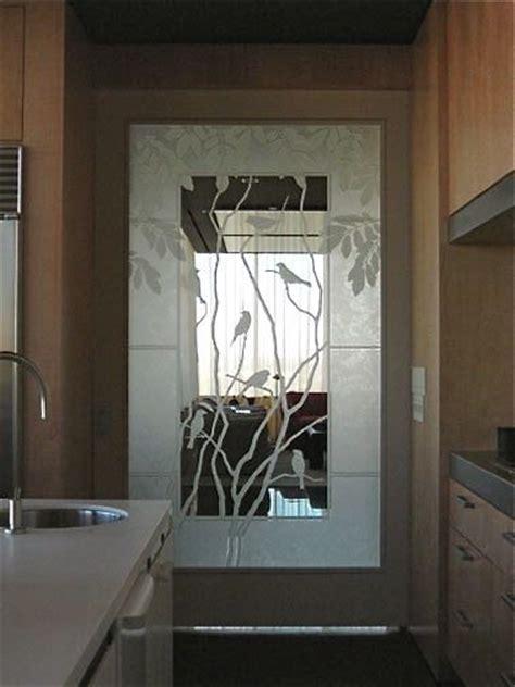 custom residence door  kitchen  diningliving