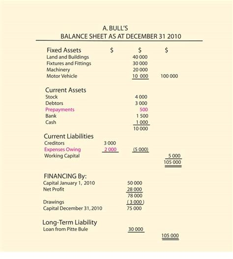 accruals and prepayments in the balance sheet skoolers