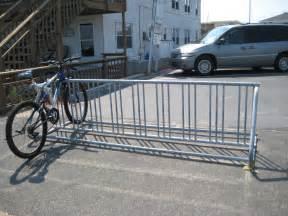 Bicycle Bike Rack