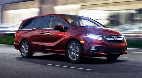 When Will 2020 Honda Odyssey Come Out by 2020 Honda Odyssey Awd Release Date Changes Interior