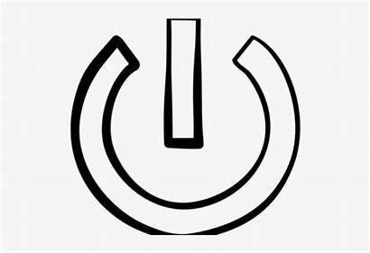 Symbol Power Line Pngkit Button Clipart
