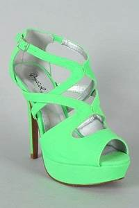 Neon Green and Colors on Pinterest