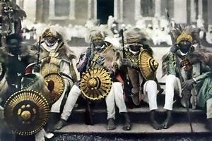 Ethiopian warriors Some Ethiopian warriors at the ...