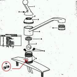 simple low pressure on kitchen sink sprayer