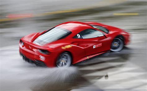 ferrari official driving courses ferraricom