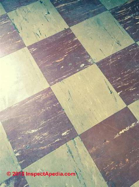 asbestos in floor tiles armstrong floor tiles sheet identification photos 1951 1959