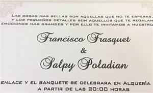 9 best images about bilingual wedding invitations dual With wedding invitations dual language