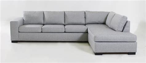 Elecric Shower by Tennesse Large Divan Sofa Light Grey Sofas With