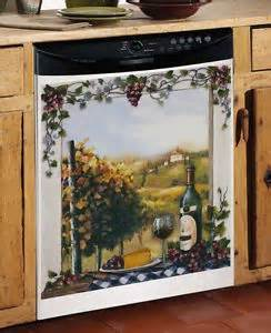 details   vineyard window scene kitchen dishwasher