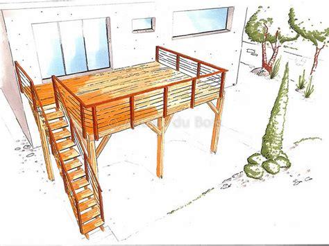 plan de travail cuisine composite prix d 39 une terrasse sur pilotis