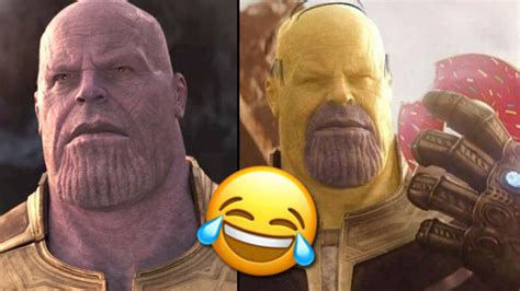 'avengers' Fans Have Turned Thanos Into A Meme And It's