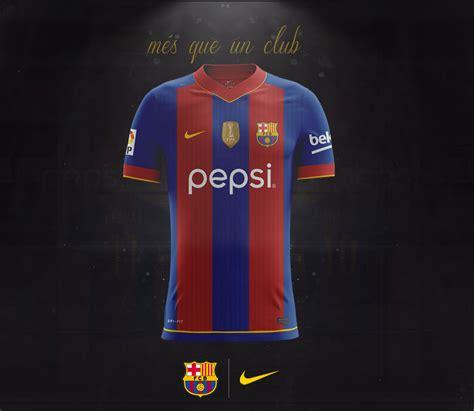 Dream League Soccer Kits Barcelona 2018-19 Kit 512x512 URL...