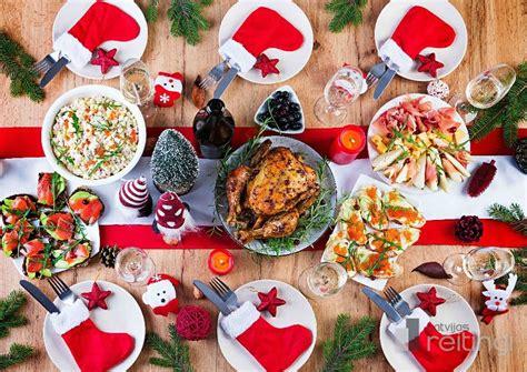 Tuvojas Ziemassvētki un Jaunais gads: kā tos gardi baudīt ...
