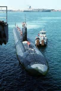 United States Submarine USS Topeka