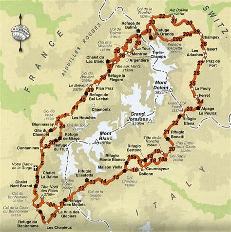 tour du mont blanc a pied tour mont blanc nafargidak