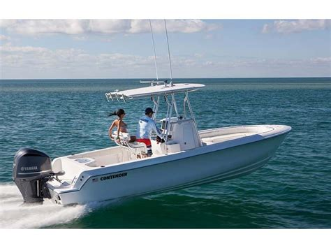 Fishing Boat For Sale Melbourne by 2017 New Contender 24 Sport Freshwater Fishing Boat For