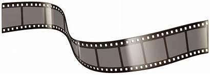 Clip Filmstrip Film Tape Transparent Clipart Graphic