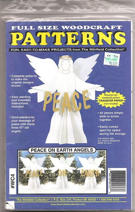 woodworking patterns catalog