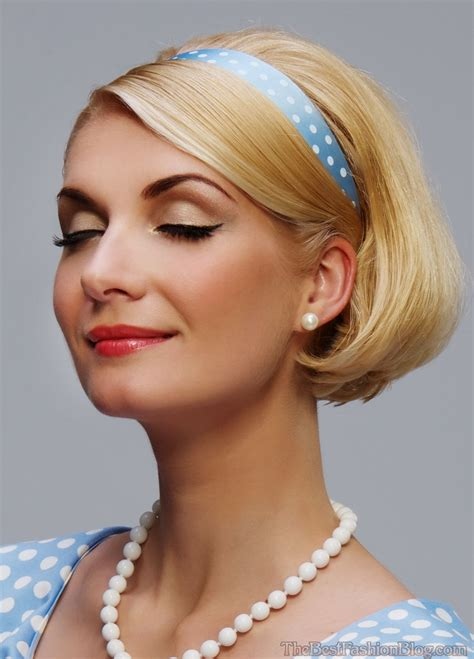 Retro Womens Hairstyles by Retro Hairstyles For Hairstylo