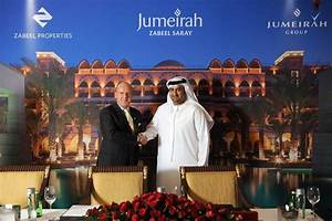 Jumeirah Group to Manage Jumeirah Zabeel Saray on the Palm ...