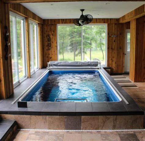 Best 25+ Small Indoor Pool Ideas On Pinterest Houses
