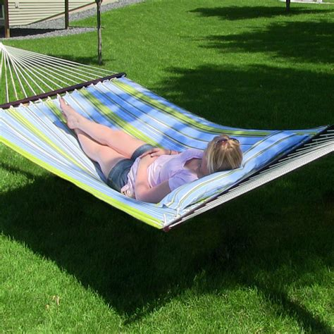 2 person cing hammock 2 person hammock w spreader bar pillow quilted