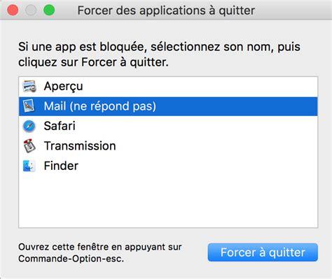 Forcer Quitter Le Telechargement De L Application Mac