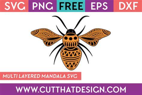 Vectors wildlife elephant africa animals. Multi Layered Mandala Layered Elephant Head Svg - SVG ...