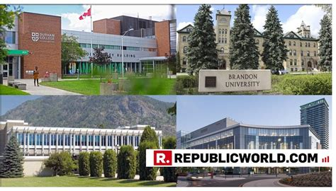 colleges  canada  international students top