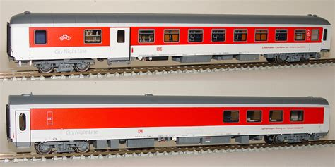 set of two touch ls ls models set of 2 passenger cars quot city night line