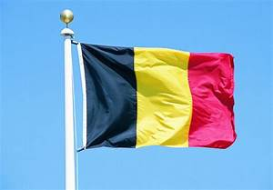 2016 The Belgium Flag Polyester Flag 5*3 FT 150*90 CM High