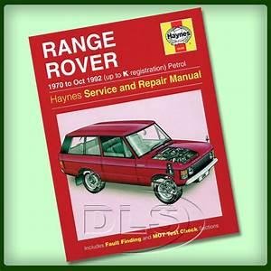 Range Rover Classic Petrol