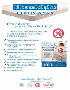 healthguard full encasement bed bug barrier sleep guide With bed bug encasement reviews